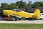 N96FS @ KOSH - at 2017 EAA AirVenture at Oshkosh
