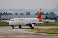 EC-JEJ @ LFPO - Airbus A321-211, Taxiing to holding point rwy 08, Paris-Orly airport (LFPO-ORY) - by Yves-Q