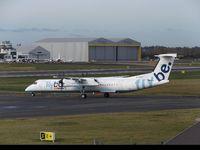 G-ECOG @ EGBB - Awaiting departure at Birmingham Airport. - by Luke Smith-Whelan