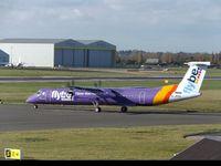 G-JEDU @ EGBB - Awaiting departure from Birmingham Airport. - by Luke Smith-Whelan