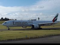 A6-ENC @ EGBB - Awaiting departure from Birmingham Airport. - by Luke Smith-Whelan