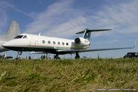 N85VM @ KSCH - Gulfstream Aerospace G-IV  C/N 1172, N85VM