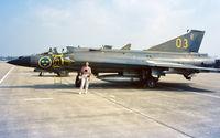 35549 @ ESTL - F 5 Ljungbyhed Flygdag 15.6.1986 - by leo larsen