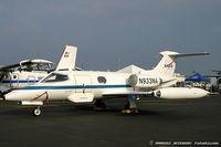 N933NA @ KDAY - NASA Learjet 23  C/N 23-049, N933NA
