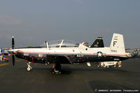 165962 @ KDAY - T-6A Texan II 165962 F-962 from  TAW-6 NAS Pensacola, FL