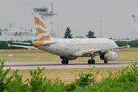 G-EUPD @ LFPO - Airbus A319-131, Take off run rwy 08, Paris-Orly airport (LFPO-ORY) - by Yves-Q