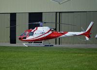 G-NIPL @ EGLD - Eurocopter AS-350B-3 Ecureuil at Denham. - by moxy