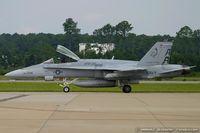 165399 @ KNTU - F/A-18C Hornet 165399 AA-206 from VFA-34 Blue Blasters  NAS Oceana, VA - by Dariusz Jezewski www.FotoDj.com