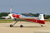 N154DB @ KNTU - Yakovlev Yak-54 C/N 01002 - Eric Beard, N154DB