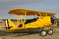 N44907 @ KNTU - Naval Aircraft Factory N3N-3 Yellow Peril C/N 1991, N44907