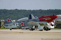 N20669 @ KNTU - Yakovlev Yak-3M Red Heat  C/N 0470110, N20669