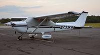 N733KB @ KDAN - 1976 Cessna 172N in Danville Va. - by Richard T Davis