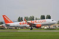 G-EZOC @ LFPO - Airbus A320-214, Landing Rwy 06, Paris-Orly Airport (LFPO-ORY) - by Yves-Q