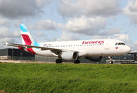 D-ABNN @ EHAM - Eurowings A320 - by Andreas Ranner