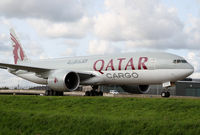 A7-BFC @ EHAM - Qatar Cargo Boeing 777 - by Andreas Ranner