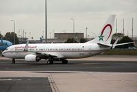 CN-ROU @ LFPG - Royal Air Maroc - by Jan Buisman