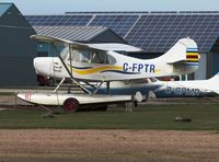 C-FPTR @ CNP3 - Parked at the Arnprior Airport. - by Dirk Fierens