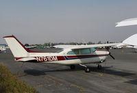 N761DM @ O69 - Novato, CA-based 1977 Cessna T210M @ its temporary Petaluma Municipal Airport, CA home while Novato runway is resurfaced - by Steve Nation