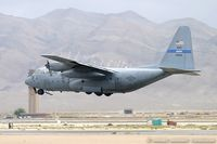74-1665 @ KLSV - C-130H Hercules 74-1665 from 40th AS 'Screaming Eagles' 317 AG Dyess AFB, TX - by Dariusz Jezewski www.FotoDj.com