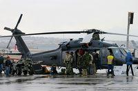 87-26011 @ KLSV - HH-60G Pave Hawk 87-26011  from 66th RQS Haec Ago Ut Alii Vivant 347th RQW Nellis AFB, NV - by Dariusz Jezewski www.FotoDj.com
