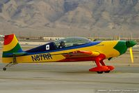 N67RR @ KLSV - Extra EA-300/L C/N 114, N67RR