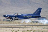 N941TA @ KLSV - Siai-Marchetti SF-260 C/N 286 - Chuck Lischer, N941TA