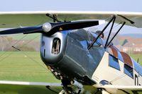 D-EEQP @ LFGR - Preparing tje Casa for a short fly