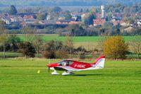 F-HGAC @ LFGR - Just landed on rwy08 @ LFGR