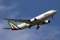 EI-EJI @ KJFK - Airbus A330-202 - Alitalia  C/N 1218, EI-EJI - by Dariusz Jezewski www.FotoDj.com