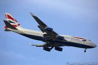 G-BYGF @ KJFK - Boeing 747-436 - British Airways  C/N 25824, G-BYGF - by Dariusz Jezewski www.FotoDj.com