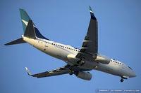 C-FKIW @ KJFK - Boeing 737-7CT - WestJet  C/N 37955, C-FKIW - by Dariusz Jezewski www.FotoDj.com