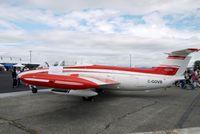 C-GOVB @ CZBB - L-29 Delfin,Boundary Bay Airshow 2014