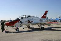 165496 @ KMCF - T-45C Goshawk 165496 A-153 from VT-7 Eagles TAW-1 NAS Meridian, MS - by Dariusz Jezewski www.FotoDj.com