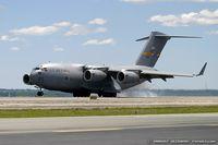 01-0197 @ KOQU - C-17A Globemaster 01-0197  from  437th AW Charleston AFB, SC - by Dariusz Jezewski www.FotoDj.com