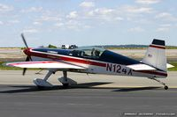N124X @ KOQU - Extra EA-300S  C/N 12, N124X - by Dariusz Jezewski www.FotoDj.com