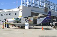 N725FX @ KOQU - Cessna 208B Super Cargomaster  C/N 208B0460, N725FX