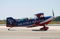 N89PS @ KMCF - Aviat Aircraft Inc S-2C  C/N 6013 - Ed Hamster Hamill, N89PS