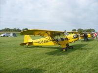 N6841H @ 40I - Piper cub - by Christian Maurer