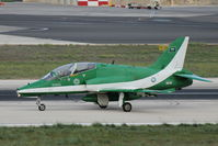 8808 @ LMML - Bae Hawk 65A 8808 Royal Saudi Air Force - by Raymond Zammit