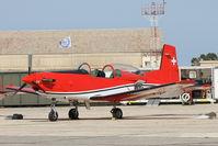 A-926 @ LMML - Pilatus PC-7 A-926 Swiss Air Force - by Raymond Zammit