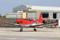 A-929 @ LMML - Pilatus PC-7 A-929 Swiss Air Force - by Raymond Zammit