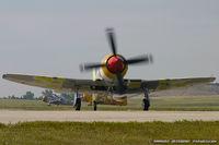 N1324 @ KYIP - Hawker Fury Mk.20S  C/N 41H623282, NX1324