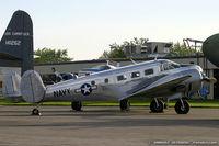 N40189 @ KYIP - Beech RC-45J Expeditor  C/N 51218, N40189