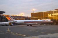 N433AA @ KLGA - Mcdonnell Douglas MD-83  C/N 49451, N433AA
