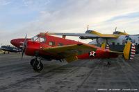 N502DD @ KYIP - Beech G18S Twin Beech  C/N BA-542, N502DD