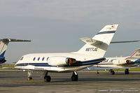 N877JG @ KYIP - Dassault Fan Jet Falcon (20F)  C/N 325, N877JG