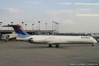 N920DL @ KYIP - McDonnell Douglas MD-88  C/N 49644, N920DL
