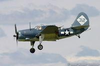 N92879 @ KYIP - Curtiss SB2C-5 Helldiver  C/N 83589, N92879
