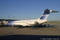 N801NK @ KLGA - Mcdonnell Douglas MD-82  C/N 48048, N801NK