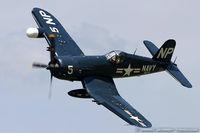 N45NL @ KYIP - Chance Vought F4U-5NL Corsair  C/N 124692C, NX45NL